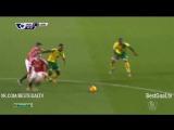 Манчестер Юнайтед 1:2 Норвич Сити. Обзор матча и видео голов