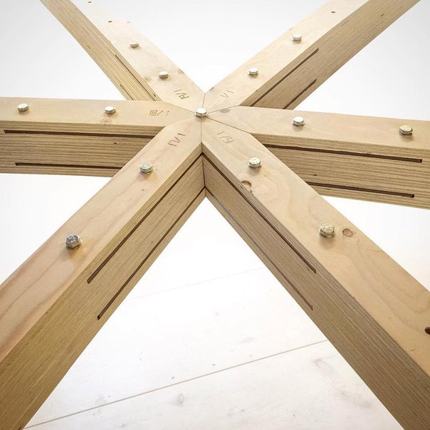 Wood Geodesic Dome Plans: Sci Fi On Pinterest