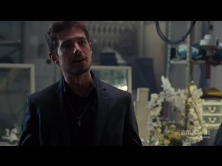 Десница Божья/Hand of God (2014 - ...) Трейлер №2 (сезон 1)