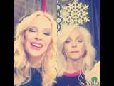 Awww! I love Kylie Minogue, I love this song, and I love Christmas!! Xxx