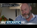 Game Of Thrones Ser Davos Seaworth - Liam Cunningham Thronecast interview