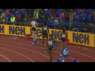 Women's 400m IAAF Diamond League Stockholm 2016