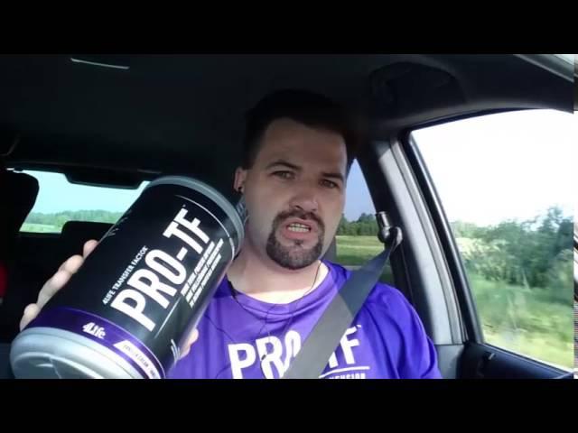 Протеин. ПРО ТФ - Особый протеиновый коктейль