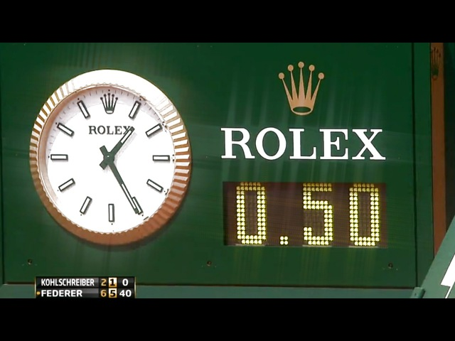 Roger Federer - Top 10 'Blink and you missed it' matches won