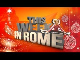 UEFA Champions League Draw | Roma - Real Madrid Stats and Much More...| This Week In Rome