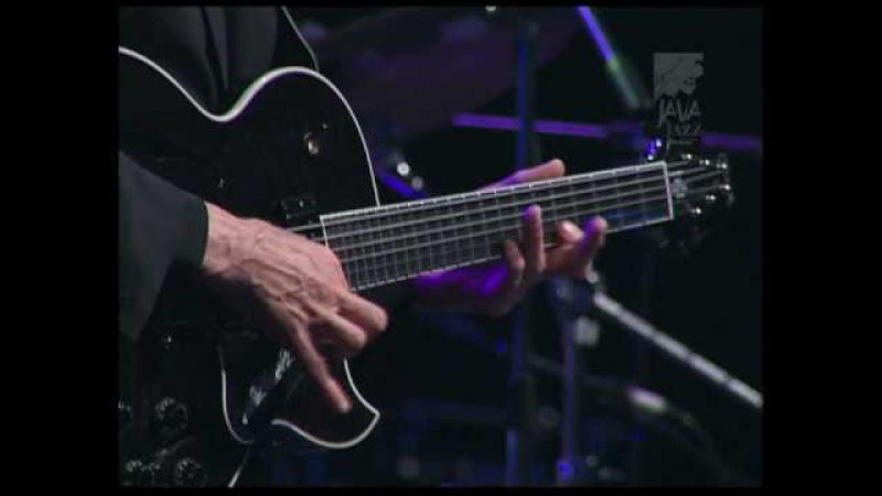 Harvey Mason Pat Martino Tony Monaco Sunny Live At Java Jazz Festival 2008
