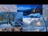 Время года ЗИМА Зимние пейзажи в картинах художников Season Winter ~ Richard Wagner HD