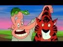 Король лев Тимон и Пумба Сезон 1 Серия 22 Момбайские родственники Обед на экране