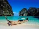Остров Пхи Пхи жемчужина Тайланда Здесь снимался Пляж с Леонардо ди Каприо