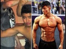 Steven Cao | 6 Year Fitness Transformation | 16-21 Years Old
