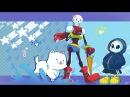 Undertale - Drop Pop Candy w/ lyrics [1M Reupload]