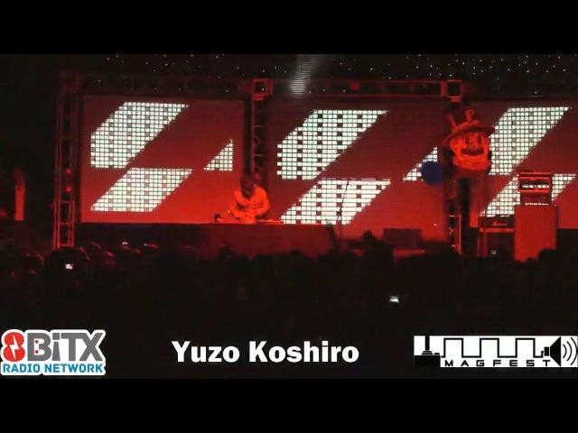 Magfest 11 - Yuzo Koshiro Ustream Footage!