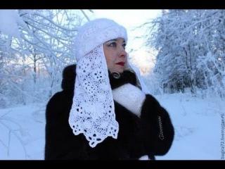 Красивые вязаные крючком  шапочки для женщин. Beautiful crochet hats for women