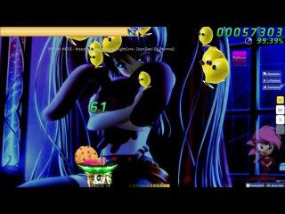 Walkthrough Osu (CTB) beatmap NightCore - Dum Dadi Do [Normal] - (NC)