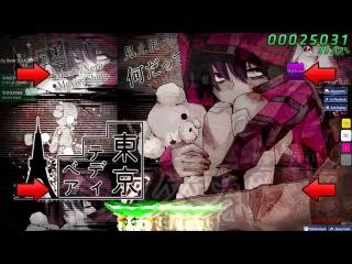 Walkthrough Osu (CTB) beatmap Kagamine Rin - Tokyo Teddy Bear [Easy] - (NC)