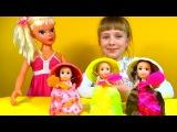 Princess Surprise Cupcakes Transform Dolls With Scents Распаковка подарков Куклы сюрприз