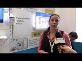 ENES 2015. Интервью Юлии Давыдовой, Ростелеком о разработках компании для умного дома