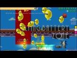 Walkthrough Osu (CTB) beatmap NicoCW - Flying Battery Zone (Classic Remix) [Easy] - (HR)