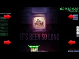 Walkthrough Osu (CTB) beatmap The Living Tombstone - It's Been So Long [Salad] - (Without mods)