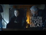 Game of Thrones Ladies - Yellow Flicker Beat