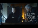 Game of Thrones Ladies Yellow Flicker Beat