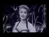 The Tennessee Waltz - singer Patti Page 1950