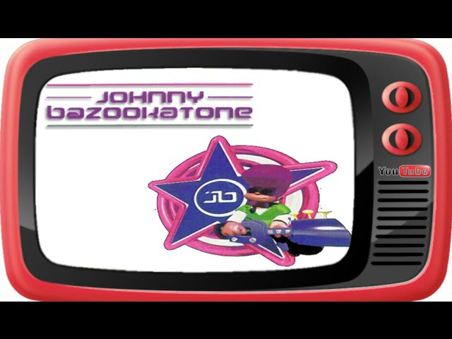 Johnny Bazookatone (3DO | 1996) - да это же Элвис??