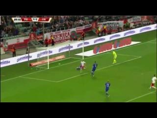 Polska - Finlandia 5:0! Kamil Grosicki GOAL! Poland vs Finland 2016