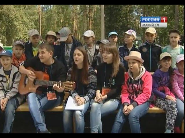 Детская передача «Шонанпыл» 13 07 2016