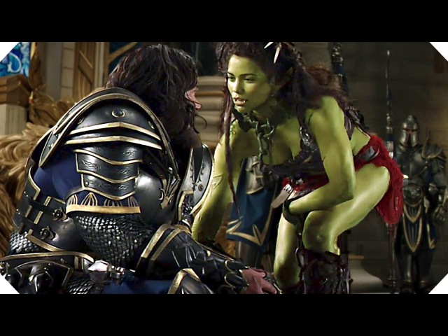 WARCRAFT You Think You're Fearsome Movie CLIP