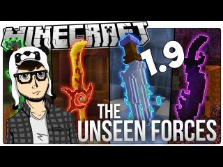 МАЙНКРАФТ 1.9 | НУ НИФИГА СЕБЕ! | The Unseen Forces