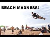 Beach Madness: MEXICO Tricking/Flips Mazatlan 2016