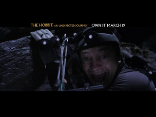Хоббит Нежданное путешествие/The Hobbit: An Unexpected Journey (2012) Blu-ray/DVD-ролик №2