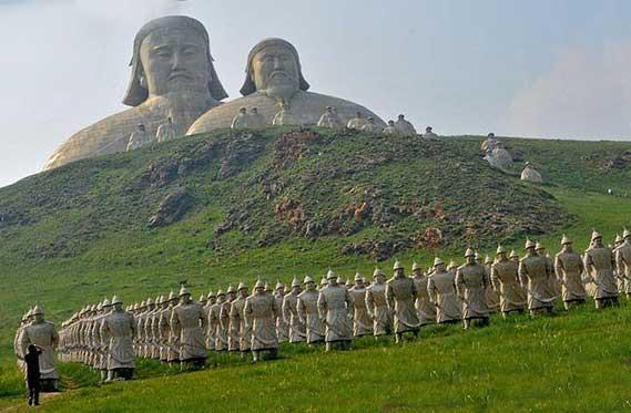 Воины Чингисхана