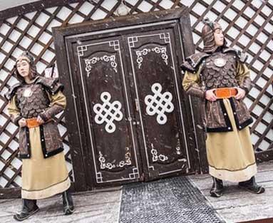 На страже Великого Хана