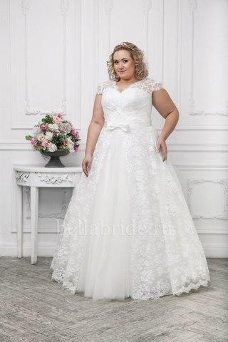 Недорогие свадебные платья от 48 размера в спб