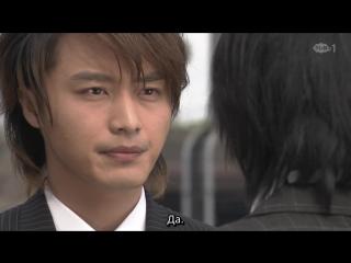 [FRT Sora] Kamen Rider Kabuto - 13 [720p] [SUB]