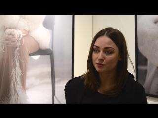 Актриса Ингрид Олеринская о выставке памяти Людмилы Гурченко