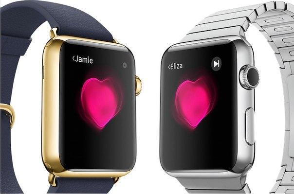 Apple Watch будут оповещать о сердечном приступе