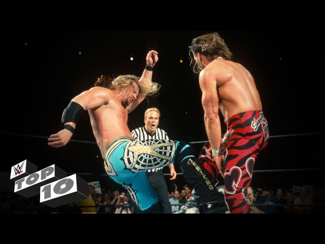 Chris Jericho's Cruelest Attacks