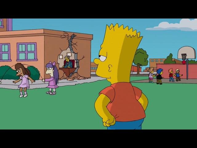 ПРЯТКИ В ШКОЛЕ СПРИНГФИЛДА | Minecraft Hide and seek The Simpsons map