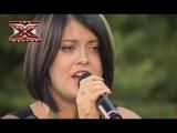 Валентина Таран - Drip Drop -  Safura Alizadeh - Дома судей - Х-фактор 4 - 19.10.2013