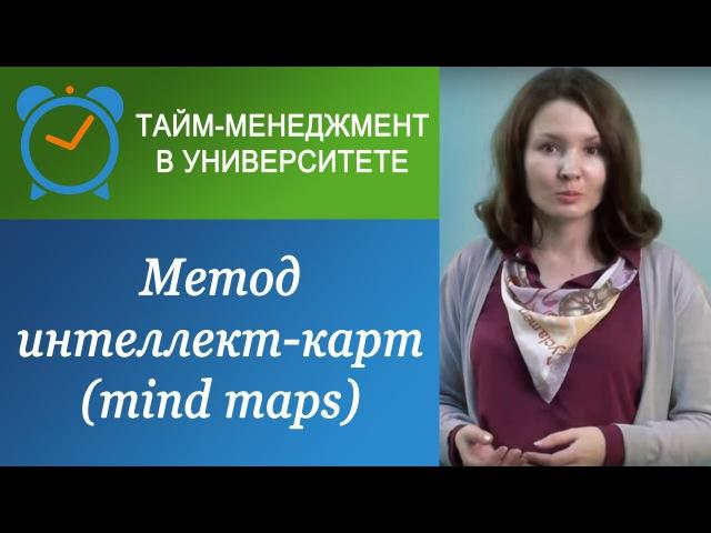 Что такое ментальные карты (MIND MAPS)