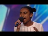 Britain's Got Talent 2016 S10E04 Jasmine Elcock A True Teen Singing Superstar Full Audition