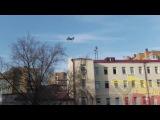 Обзор и запуск квадрокоптера Yike Model Aviator 8 - YK016