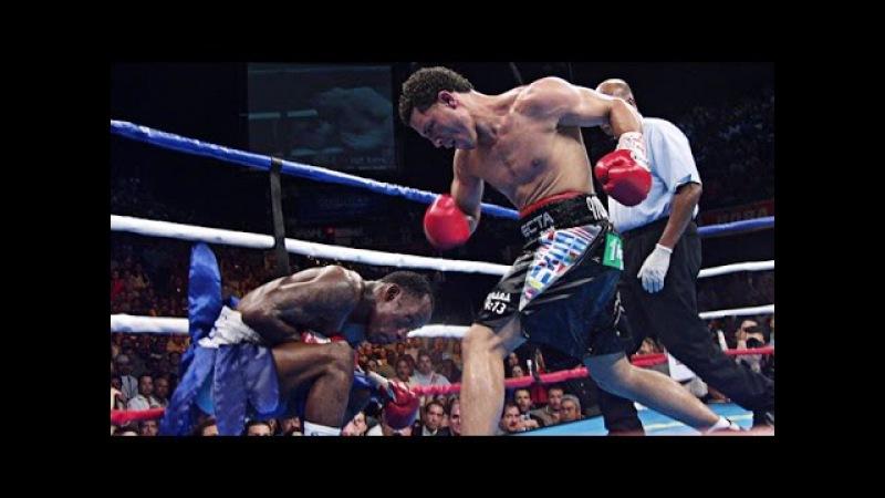 Miguel Cotto vs DeMarcus Corley (Первый Канал) [26.02.2005]