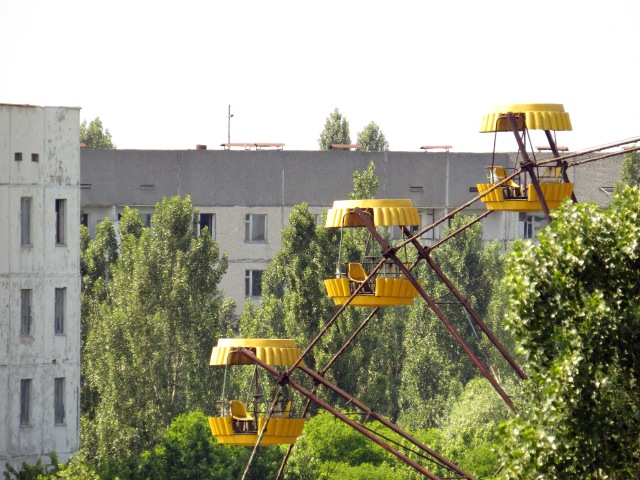 Путешествие по Припяти 5 Trip in Pripyat 5