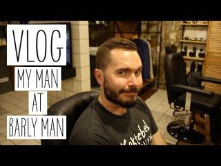 VLOG: Мой Мan в BARLY MAN / Рай для Мальчиков