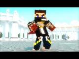 Капитан Мистик. #1 [Снежная Битва] - Minecraft