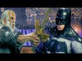 Прохождение Batman Arkham Knight на PS4 эпизод #32 ВАТМАН ИЗБИВАЕТ СТАРИКОВ